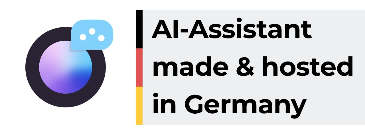 AI assistant made in Germany