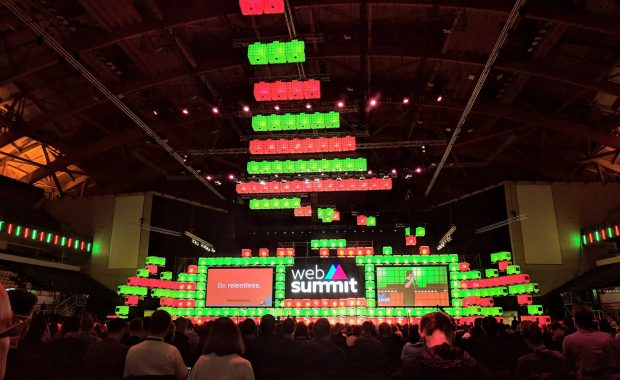 Web Summit 2018: Neohelden at Europe's largest tech-conference